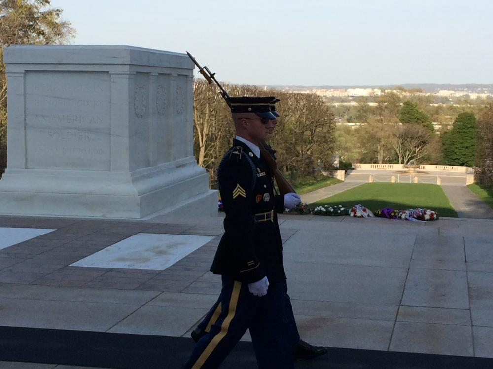 Arlington - Changing of the Guard